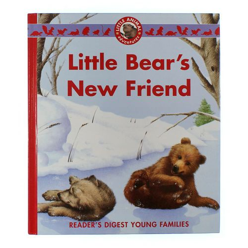 Book: Little Bear's New Friend at up to 95% Off - Swap.com