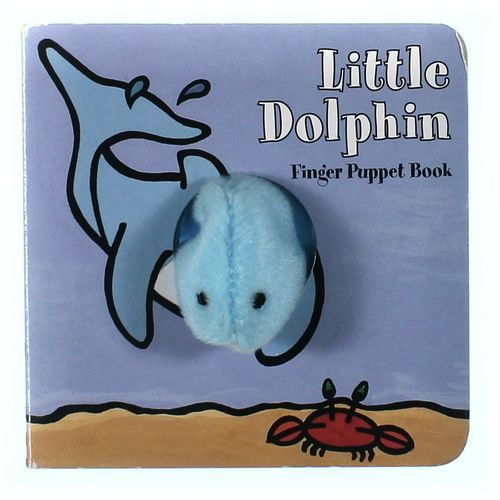 Book: Little Dolphin at up to 95% Off - Swap.com