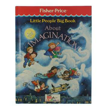 Book: Little People Big Book About Imagination for Sale on Swap.com