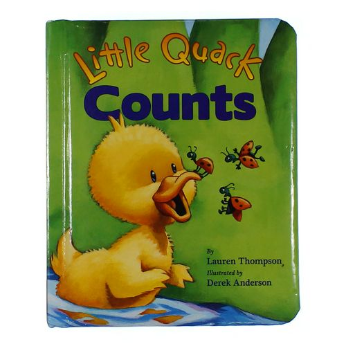Book: Little Quack Counts at up to 95% Off - Swap.com