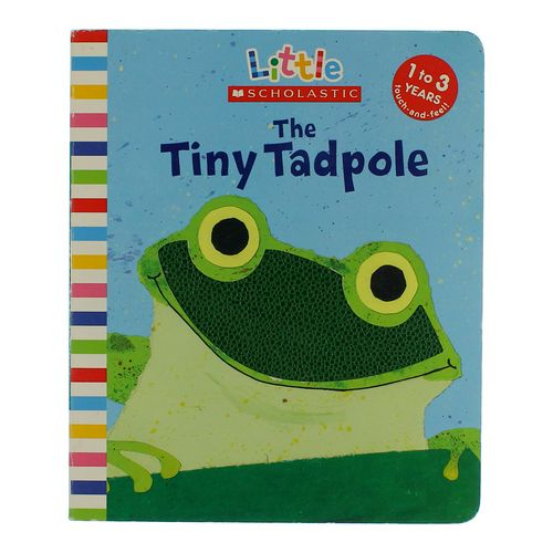 Book: Little Scholastic: The Tiny Tadpole at up to 95% Off - Swap.com