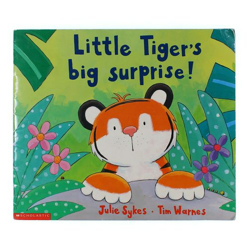 Book: Little Tiger's Big Surprise! at up to 95% Off - Swap.com