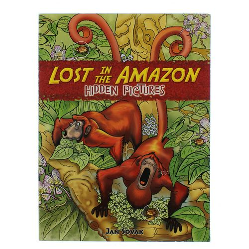 Book: Lost In The Amazon Hidden Pictures at up to 95% Off - Swap.com