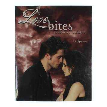 Book: Love Bites for Sale on Swap.com
