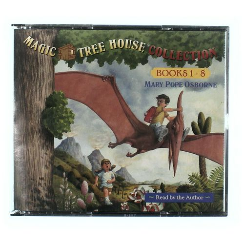 Book: Magic Tree House Books 1-8 at up to 95% Off - Swap.com
