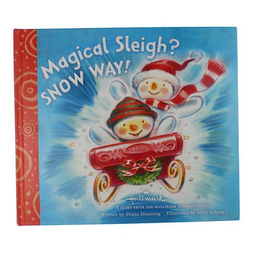 Book: Magical Sleigh? Snow Way! at up to 95% Off - Swap.com