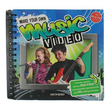 Book: Make Your Own Music Video for Sale on Swap.com
