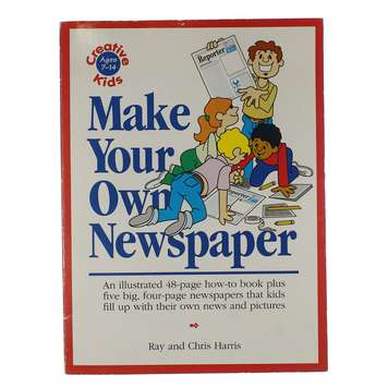 Book: Make Your Own Newspaper for Sale on Swap.com