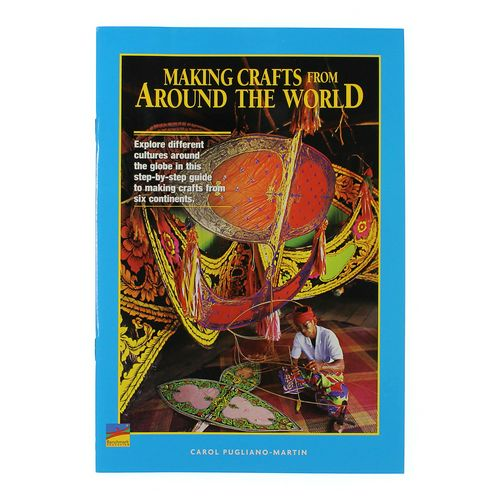 Book: Making Crafts from Around the World at up to 95% Off - Swap.com