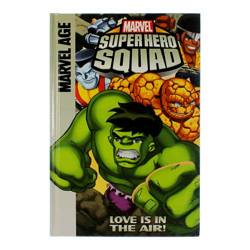 Book: Marvel Love Is In The Air! at up to 95% Off - Swap.com