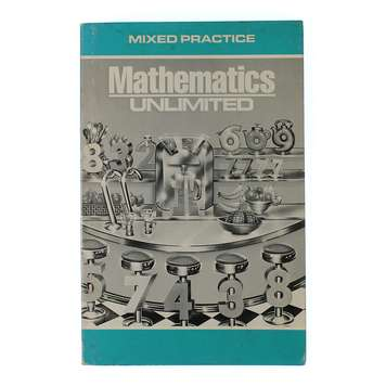 Book: Mathematics Unlimited for Sale on Swap.com