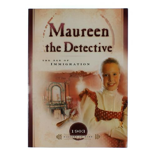 Book: Maurine The Detective at up to 95% Off - Swap.com