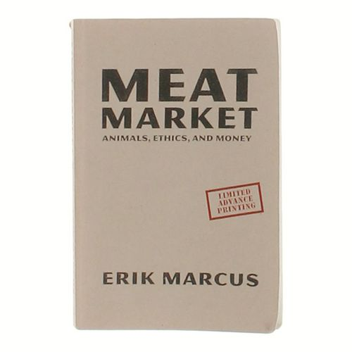 Book: Meat Market at up to 95% Off - Swap.com