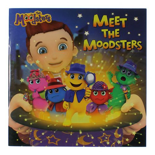 Book: Meet The Moodsters at up to 95% Off - Swap.com