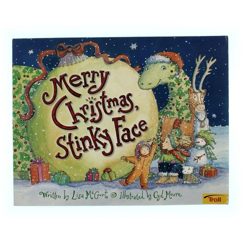Book: Merry Christmas Stinky Face at up to 95% Off - Swap.com