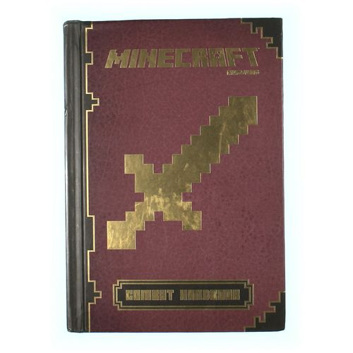 Book: Minecraft Combat Handbook at up to 95% Off - Swap.com