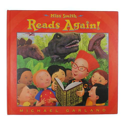 Book: Miss Smith Reads Again at up to 95% Off - Swap.com