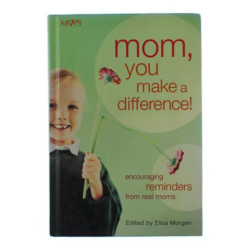 Book: Mom, You Make A Difference! at up to 95% Off - Swap.com