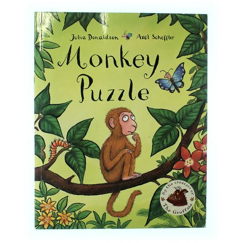 Book: Monkey Puzzle at up to 95% Off - Swap.com