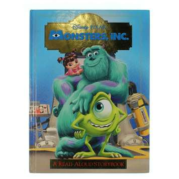 Book: Monsters Inc for Sale on Swap.com