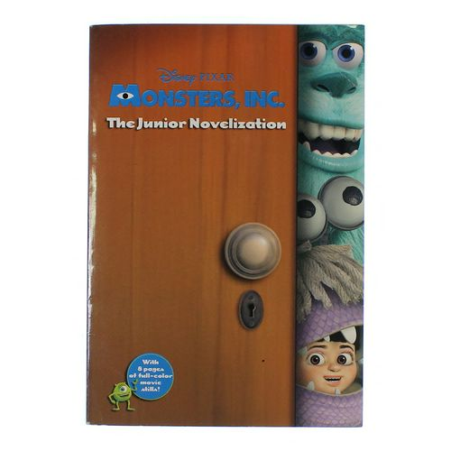 Book: Monsters Inc. at up to 95% Off - Swap.com