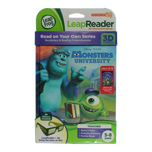 Book: Monsters University at up to 95% Off - Swap.com