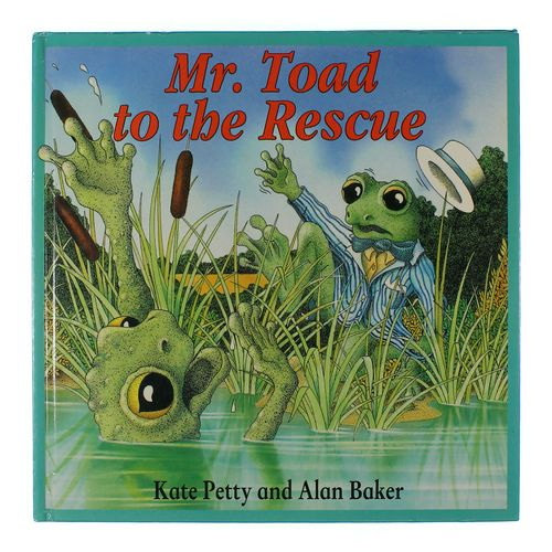 Book: Mr. Toad to the Rescue at up to 95% Off - Swap.com