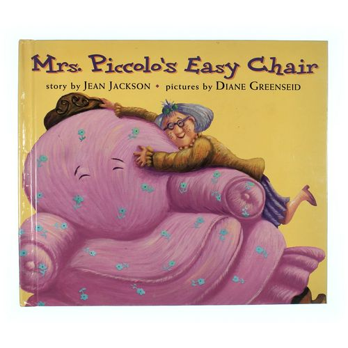 Book: Mrs. Piccolo's Easy Chair at up to 95% Off - Swap.com