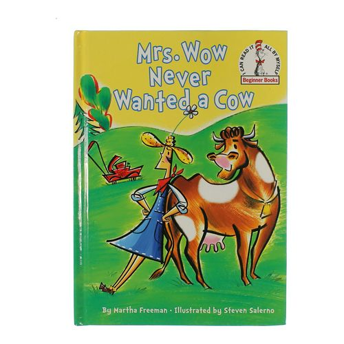 Book: Mrs. Wow Never Wanted Cow at up to 95% Off - Swap.com