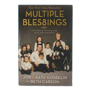 Book: Multiple Bles8ings for Sale on Swap.com