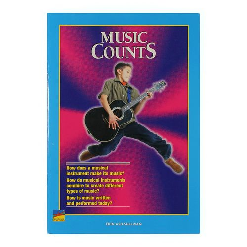 Book: Music Counts at up to 95% Off - Swap.com
