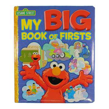 Book: My Big Book Of Firsts for Sale on Swap.com