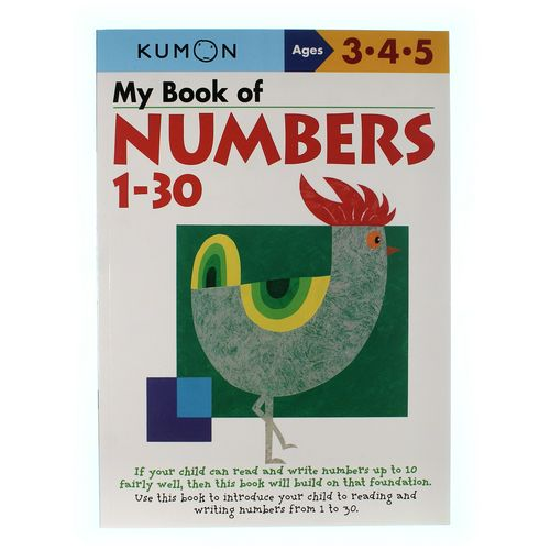 Book: My Book of Numbers 1-30 at up to 95% Off - Swap.com