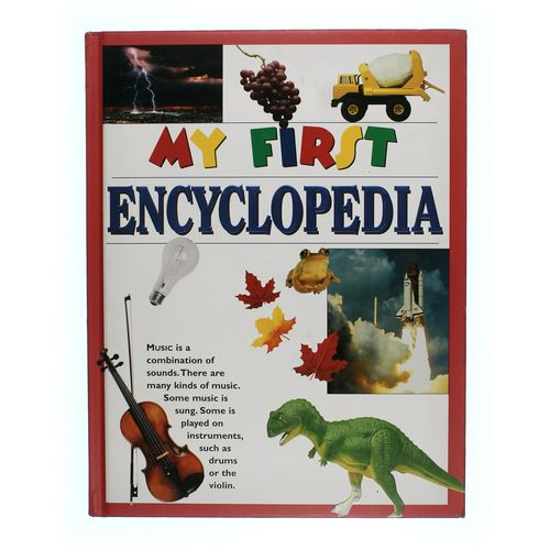Book: My First Encyclopedia at up to 95% Off - Swap.com