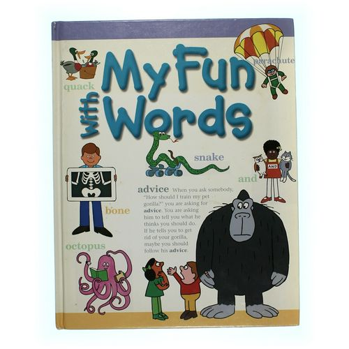 Book: My Fun With Words at up to 95% Off - Swap.com