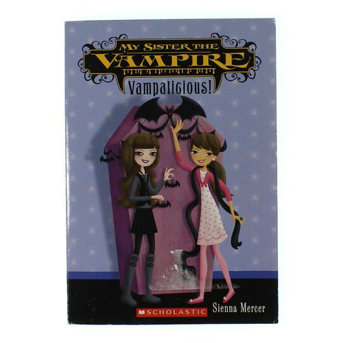 Book: My Sister the Vampire: Vampalicious! at up to 95% Off - Swap.com