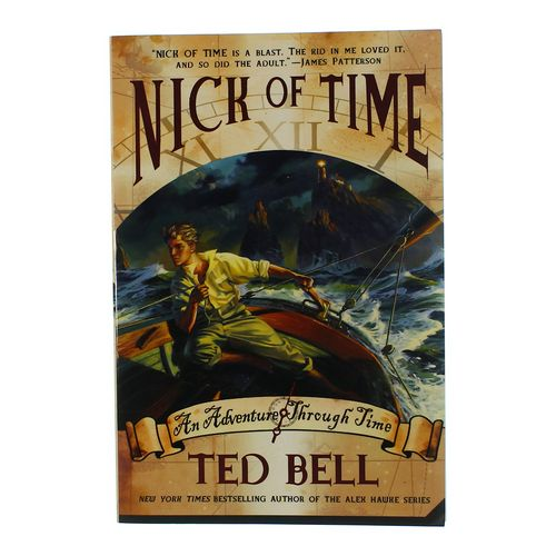 Book: Nick of Time An Adventure Through Time at up to 95% Off - Swap.com