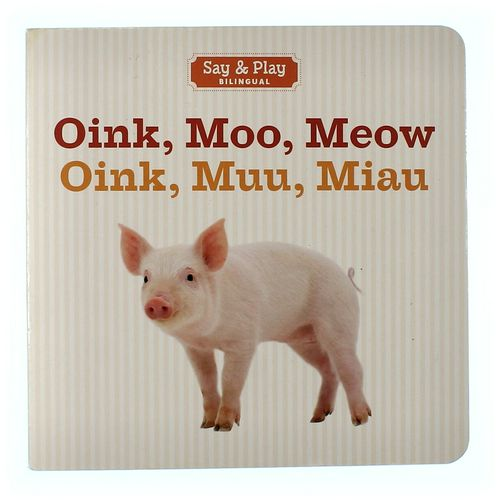 Book: Oink, Moo, Meow at up to 95% Off - Swap.com