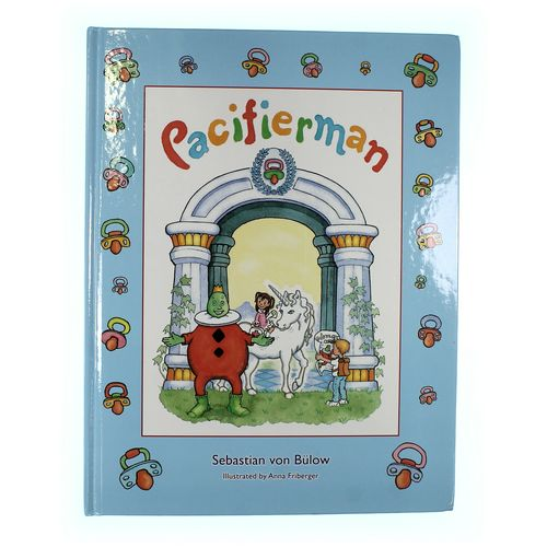 Book: Pacifierman at up to 95% Off - Swap.com