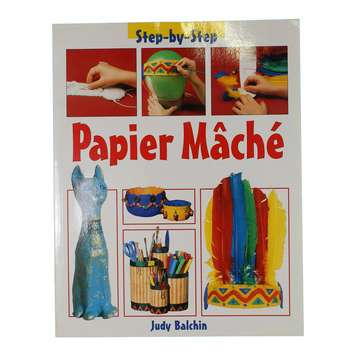 Book: Papier Mâché for Sale on Swap.com