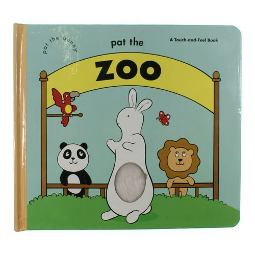 Book :Pat the Bunny is Going to the Zoo! at up to 95% Off - Swap.com
