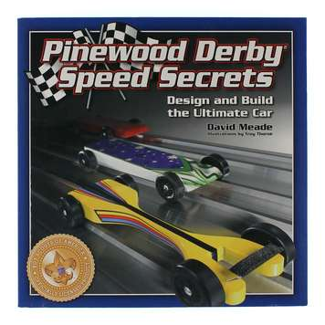 Book: Pinewood Derby Design and Build the Ultimate Car for Sale on Swap.com