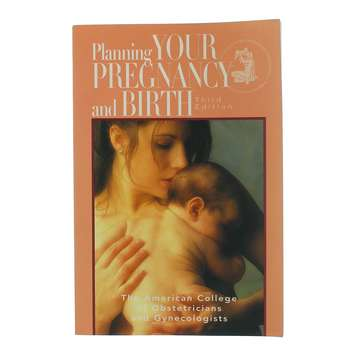 Book: Planning Your Pregnancy and Birth Third Edition for Sale on Swap.com