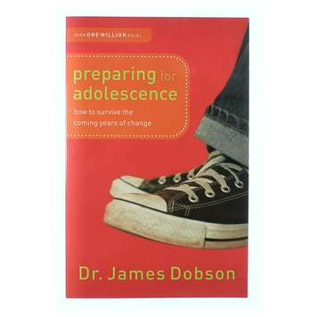 Book: Preparing for Adolsence for Sale on Swap.com