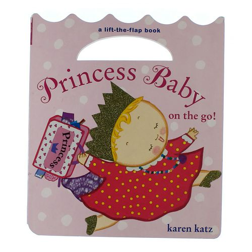 Book: Princess Baby On The Go! at up to 95% Off - Swap.com