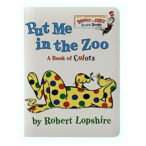 Book: Put Me In The Zoo at up to 95% Off - Swap.com