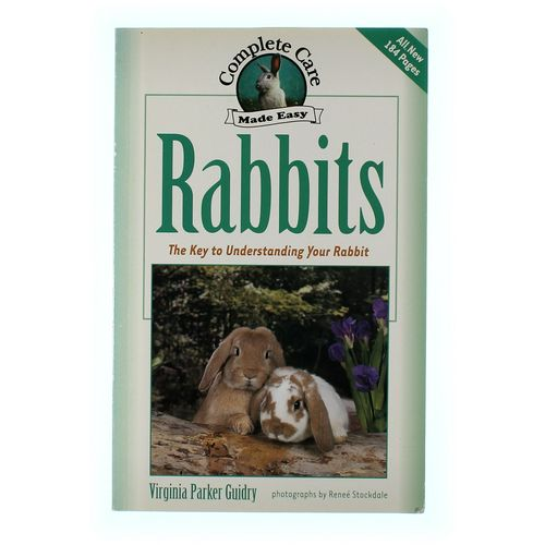 Book: Rabbits: The Key To Understanding Your Rabbit at up to 95% Off - Swap.com