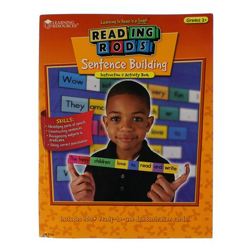 Book: Reading Rods Sentence Building at up to 95% Off - Swap.com