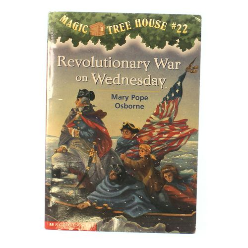 Book: Revolutionary War On Wednesday at up to 95% Off - Swap.com