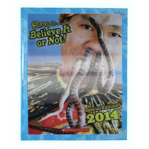 Book: Ripley's Believe It or Not! 2014 at up to 95% Off - Swap.com